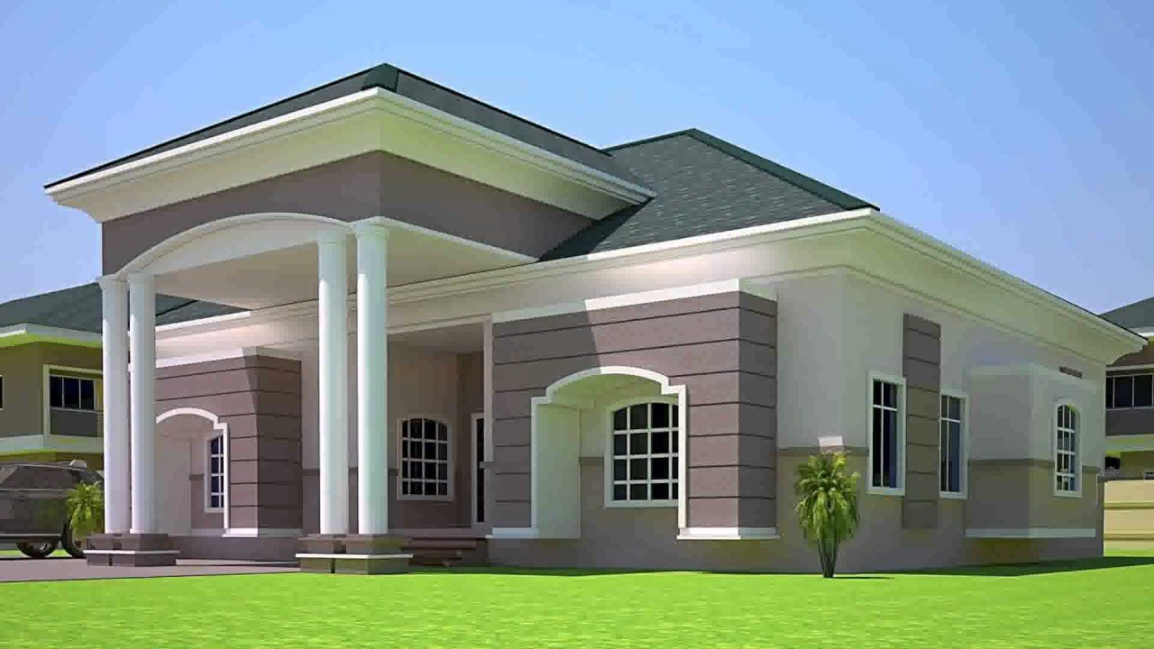 Best 3 Bedroom House Design In Ghana Gif Maker Daddygif Com With Pictures