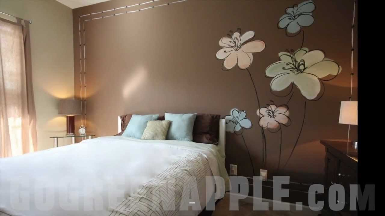 Best Master Bedroom Decorating Idea Green Apple Painting Youtube With Pictures