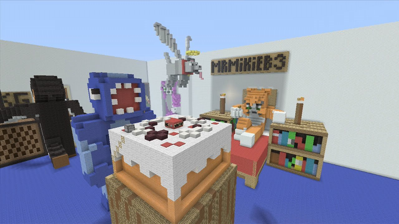 Best Minecraft Xbox Hunger Games Stampy S Bedroom Youtube With Pictures