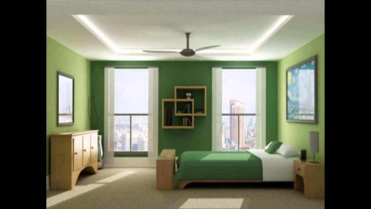Best Small Bedroom Paint Ideas Youtube With Pictures