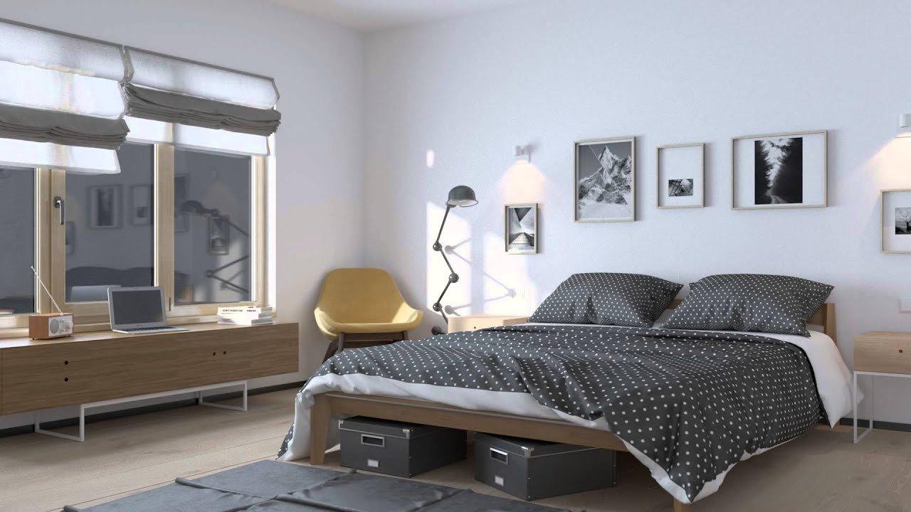 Best Vray Rt Gpu As Production Bedroom Bf Lc Youtube With Pictures