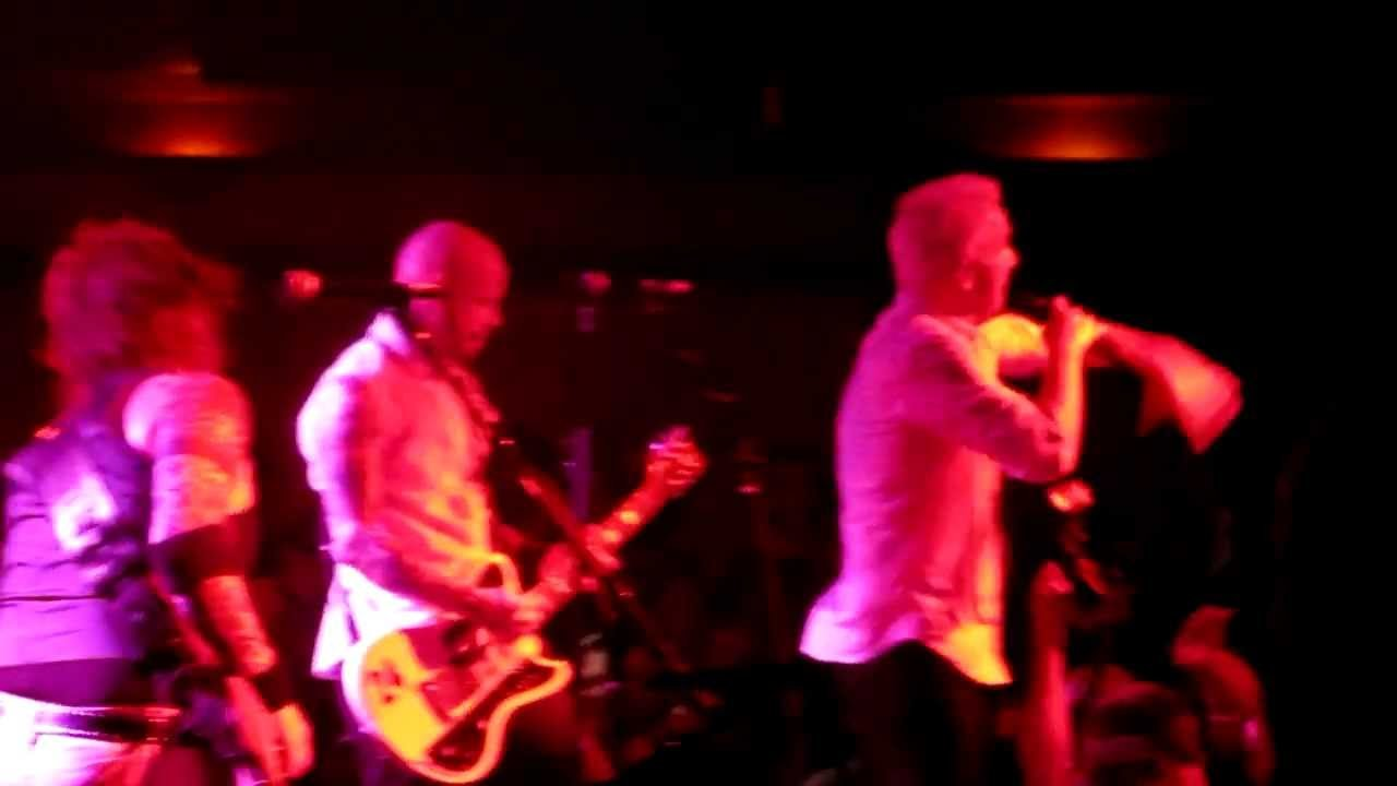Best Goldfinger Here In Your Bedroom Starland Ballroom June With Pictures