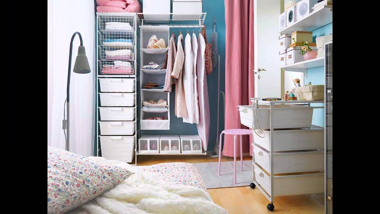 Best Bedroom Organization Ideas Small Bedroom Organization With Pictures