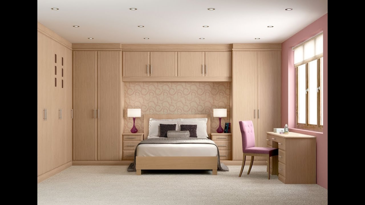Best Modern Bedroom Cupboard Designs Of 2018 Wardrobe Design With Pictures