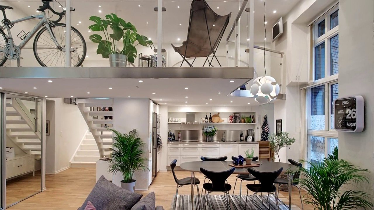 Best Small Studio Loft Apartment Design 28 Ideas Beautiful With Pictures