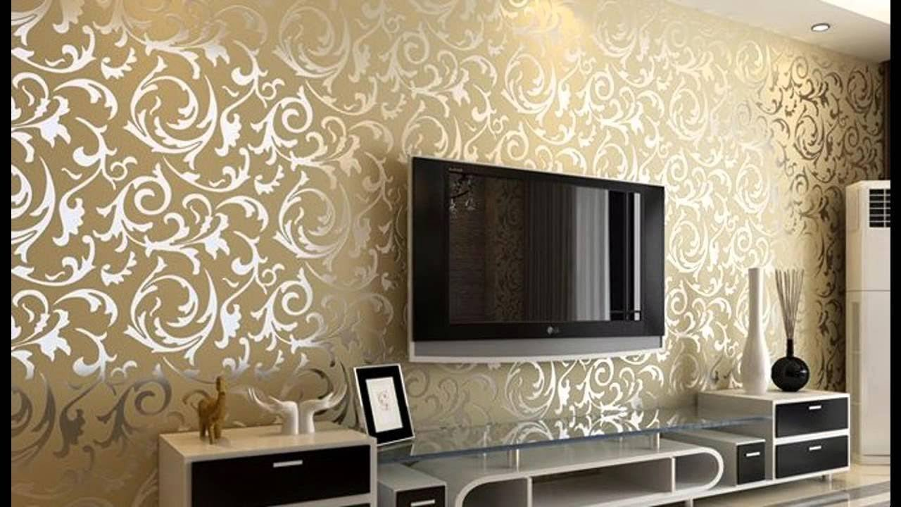 Best Wallpaper Design For Living Room Home Decoration Ideas With Pictures