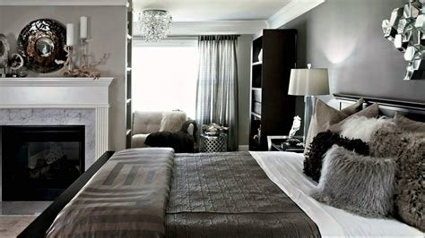 Best Gorgeous And Peaceful Gray Bedrooms Youtube With Pictures