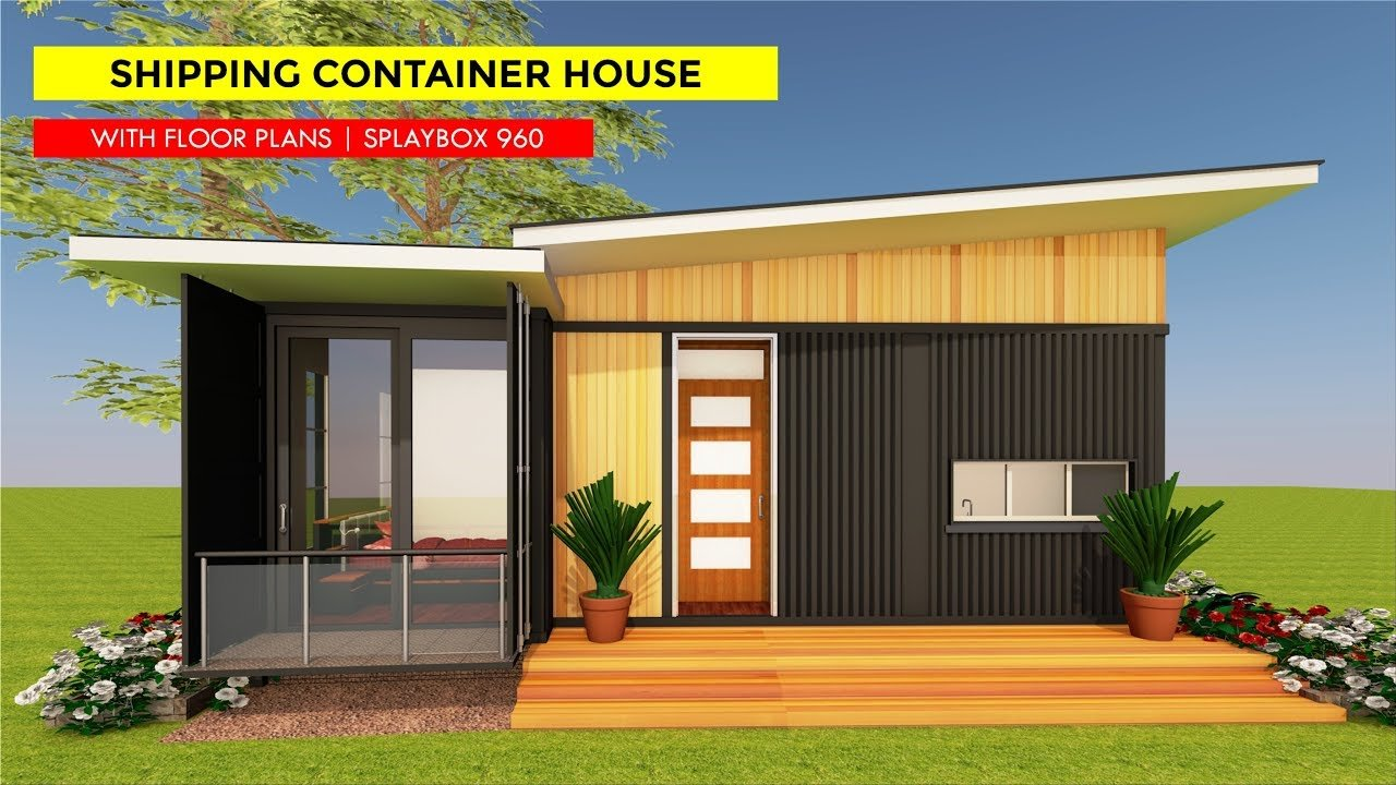 Best Shipping Container 2 Bedroom Bungalow House Design With With Pictures