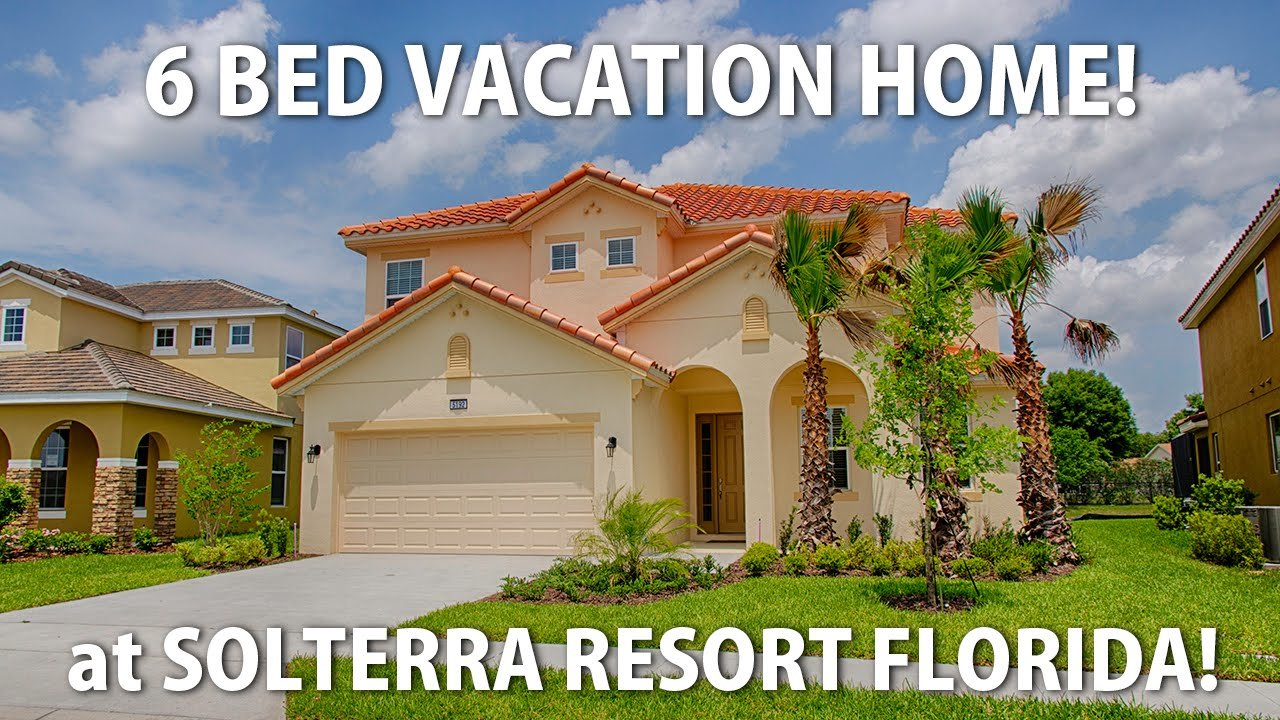 Best Luxurious 6 Bedroom Vacation Home At Solterra Resort With Pictures