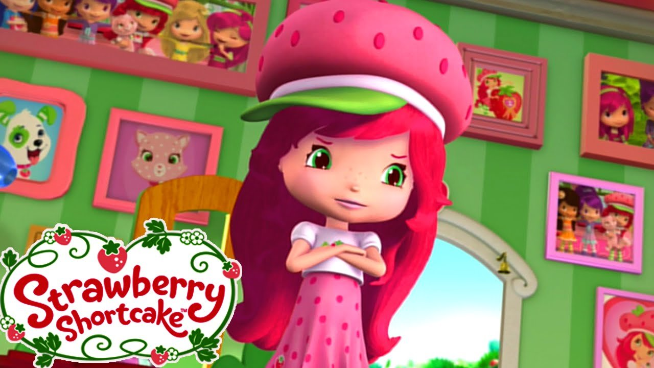 Best Strawberry Shortcake Decor Bedroom Game For Girls Youtube With Pictures
