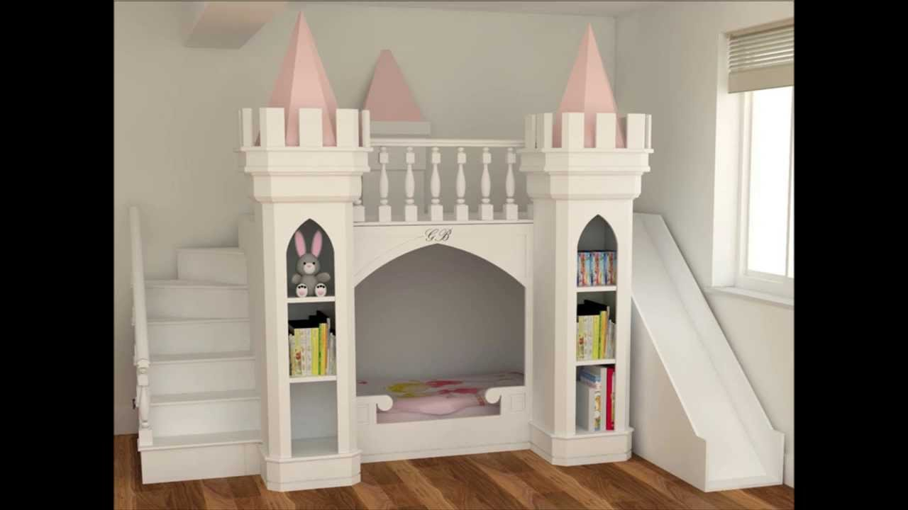 Best Luxury Princess Castle Bed Princess Bedroom Furniture With Pictures