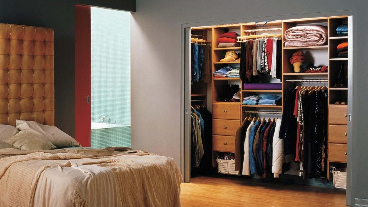 Best Adding A Closet To A Small Bedroom Youtube With Pictures