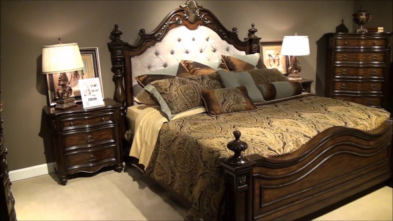 Best Chamberlain Court Bedroom Set By Liberty Furniture Youtube With Pictures