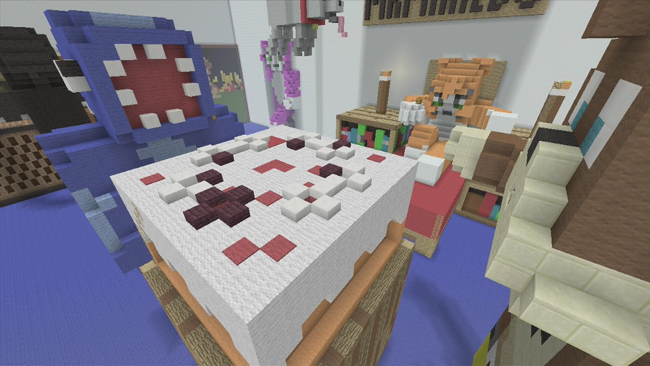 Best Minecraft Xbox Stampy S Bedroom Hunger Games With With Pictures