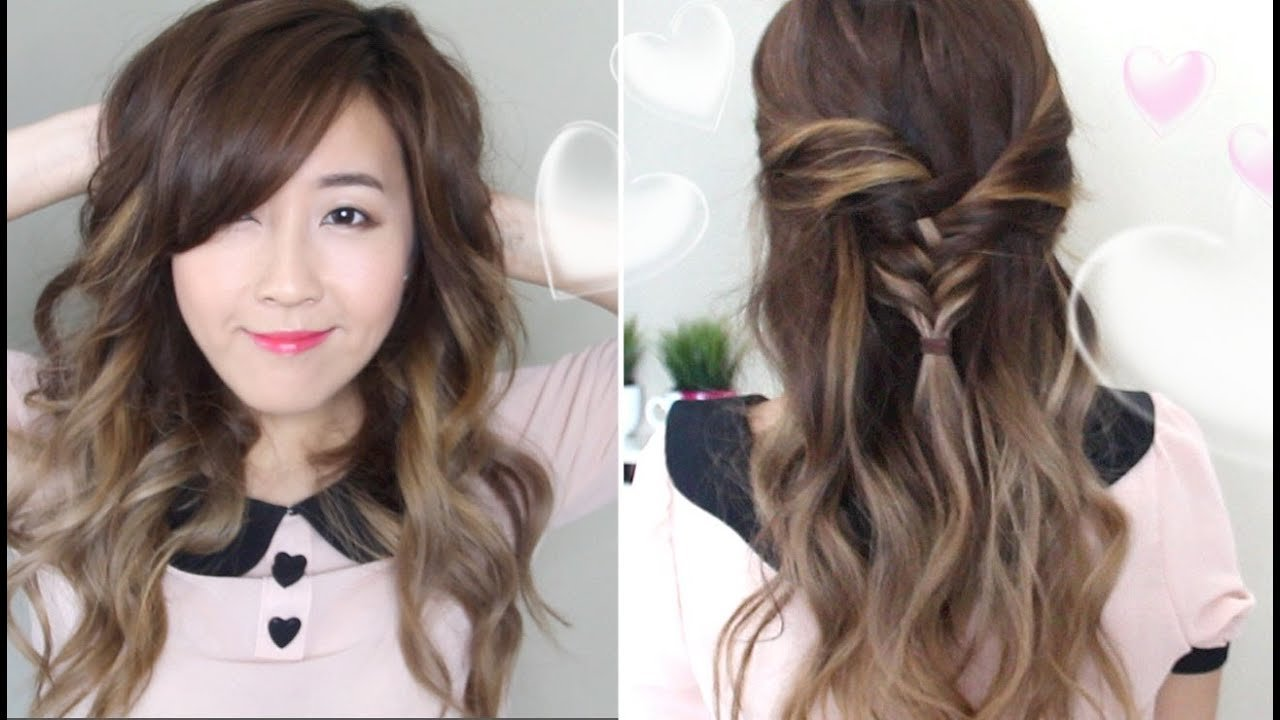Free 2 Romantic Hairstyles Youtube Wallpaper