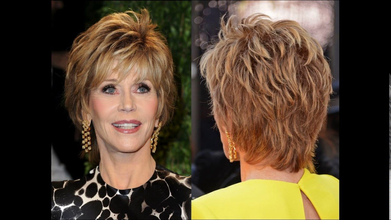Free Short Haircuts For Women Front And Back View Youtube Wallpaper