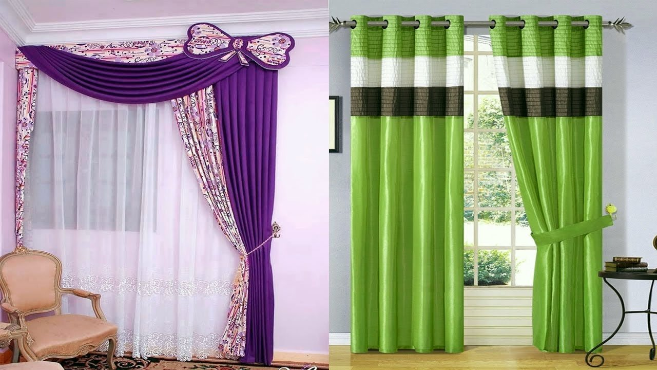 Best Awesome Multi Color Curtains Design Ideas Cool Curtains With Pictures