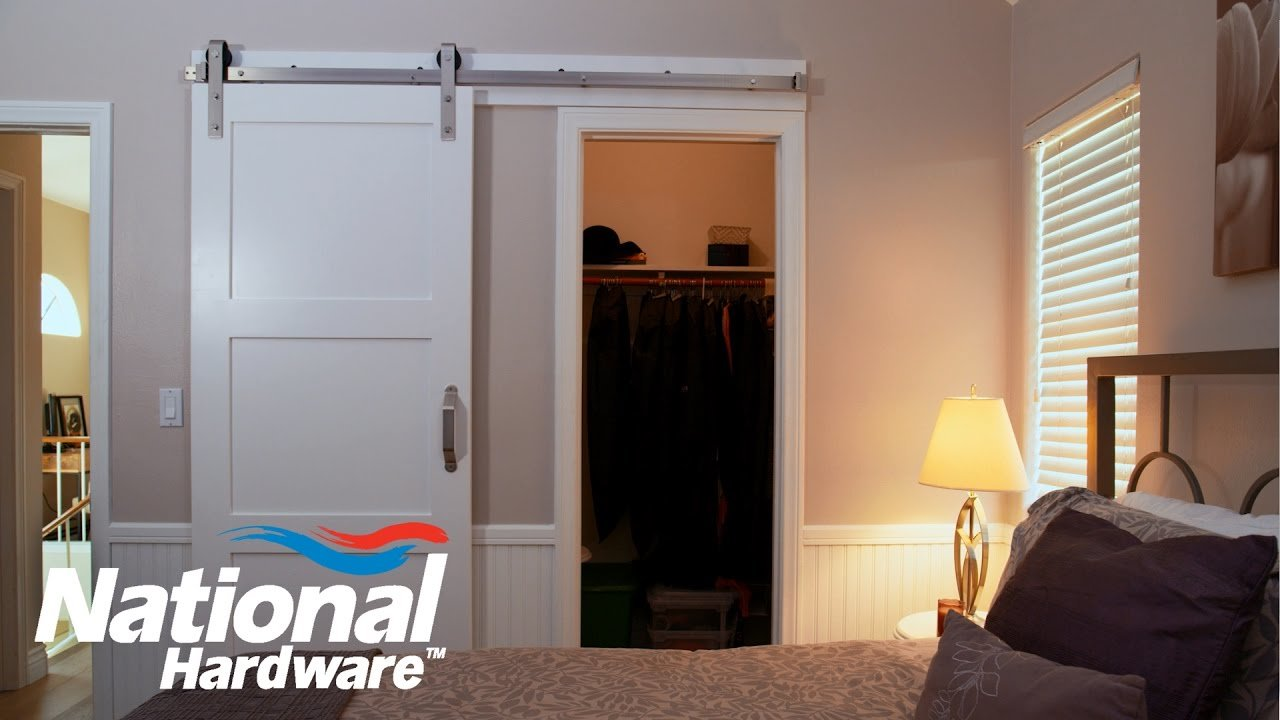 Best Easy Diy Project Interior Sliding Door Kit Installation With Pictures