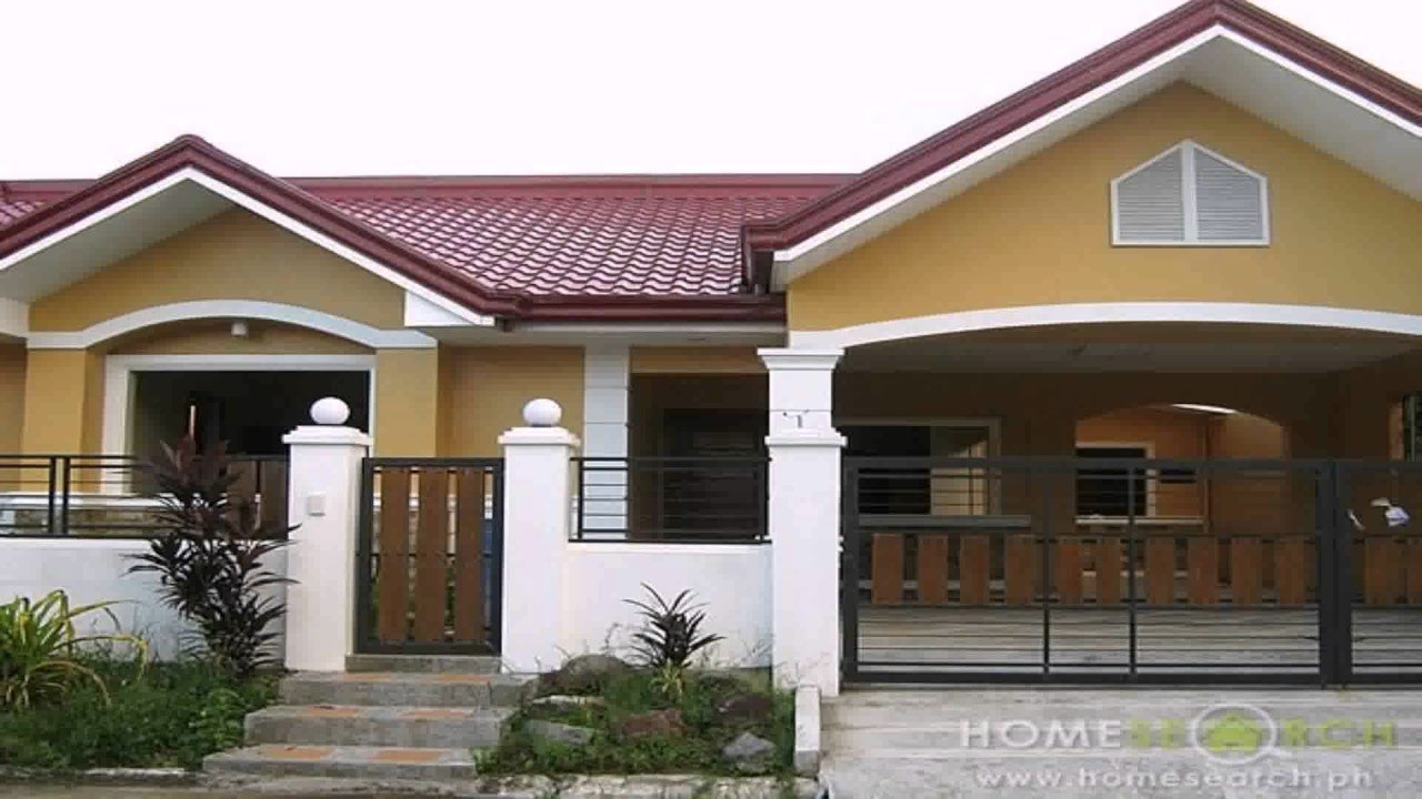 Best 3 Bedroom Bungalow House Design Philippines Youtube With Pictures