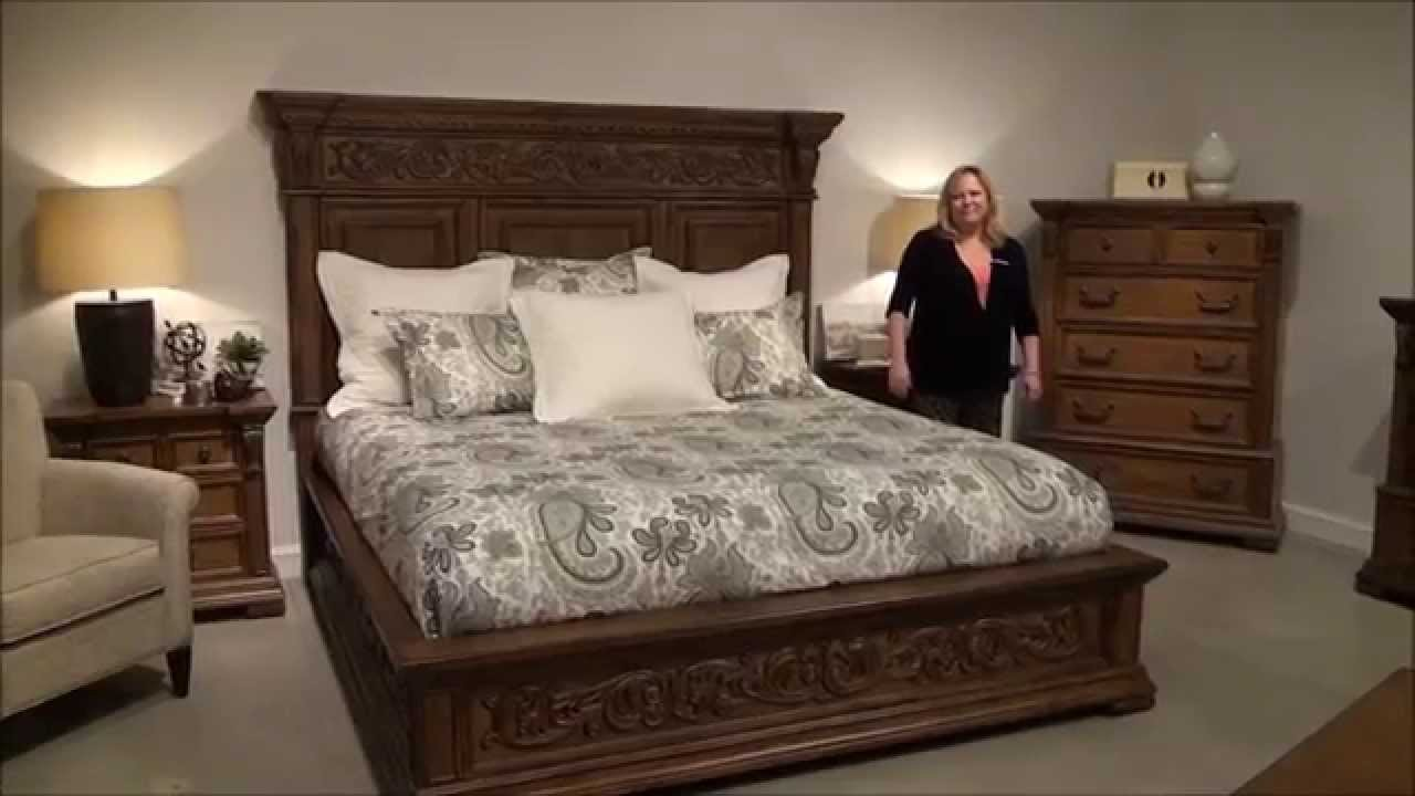 Best Stratton Bedroom By Pulaski Furniture Home Gallery With Pictures