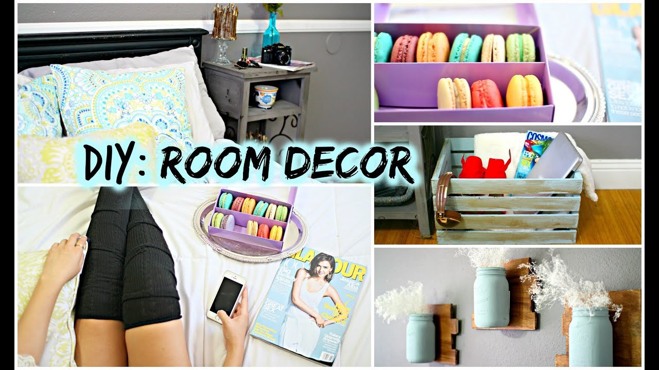 Best Diy Room Decor For Cheap Tumblr Pinterest Inspired With Pictures