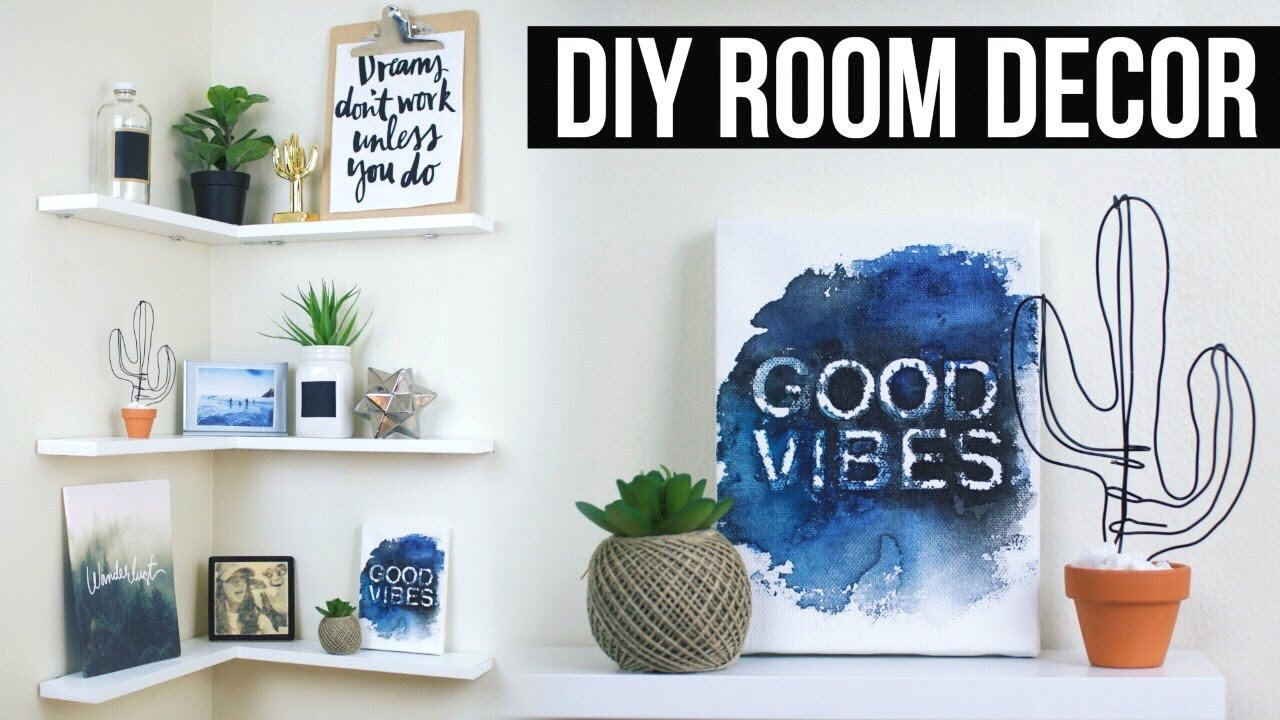 Best Diy Floating Shelves Room Decor Pinterest Inspired With Pictures