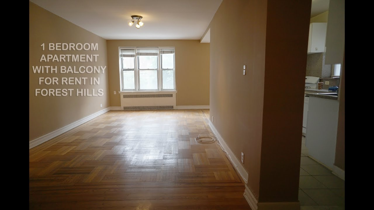Best Large 1 Bedroom Apartment With Balcony For Rent In Forest Hills Queens Nyc Youtube With Pictures