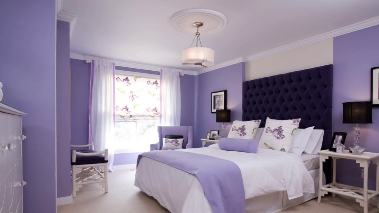 Best Wall Paint Colour Combination For Bedroom And Living Room With Pictures