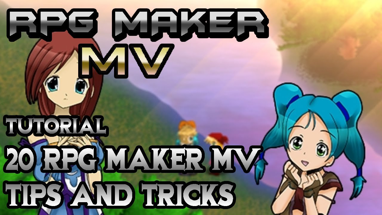 Best Rpg Maker Mv Tutorial 20 Epic Tips And Tricks Youtube With Pictures