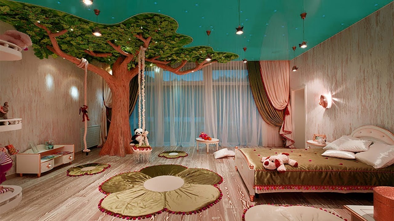 Best Cool Kids Room Decorating Ideas Kids Bedroom Theme Ideas With Pictures