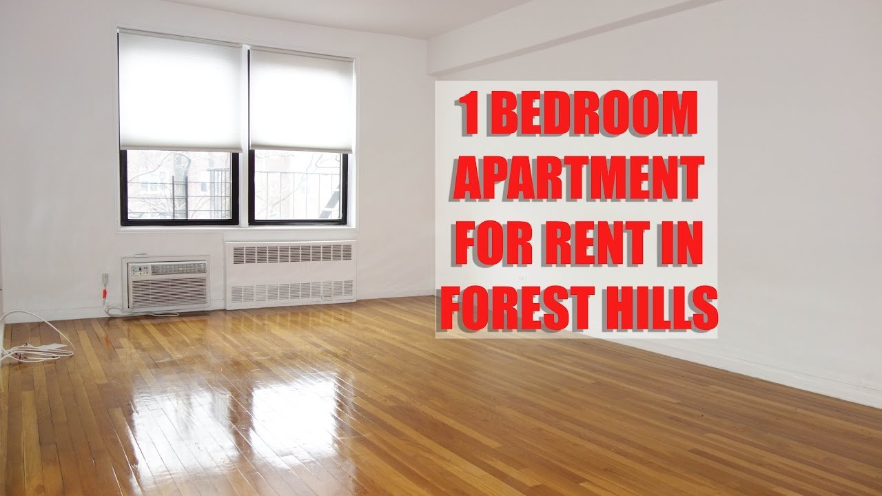 Best Extra Large 1 Bedroom Apartment For Rent In Forest Hills Queens Nyc Youtube With Pictures