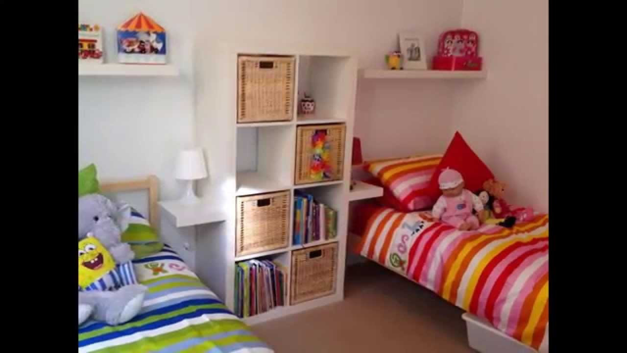 Best Boy And Girl Shared Bedroom Ideas Youtube With Pictures