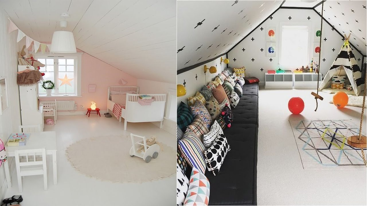Best Cool Attic Kids Rooms And Bedrooms Ideas Room Ideas With Pictures