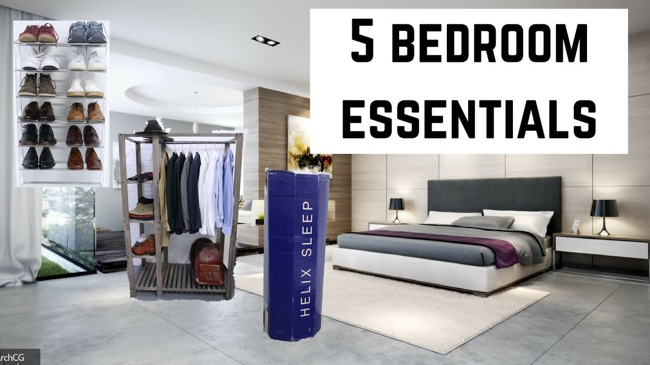 Best 5 Bedroom Essentials To Upgrade Your Room Youtube With Pictures