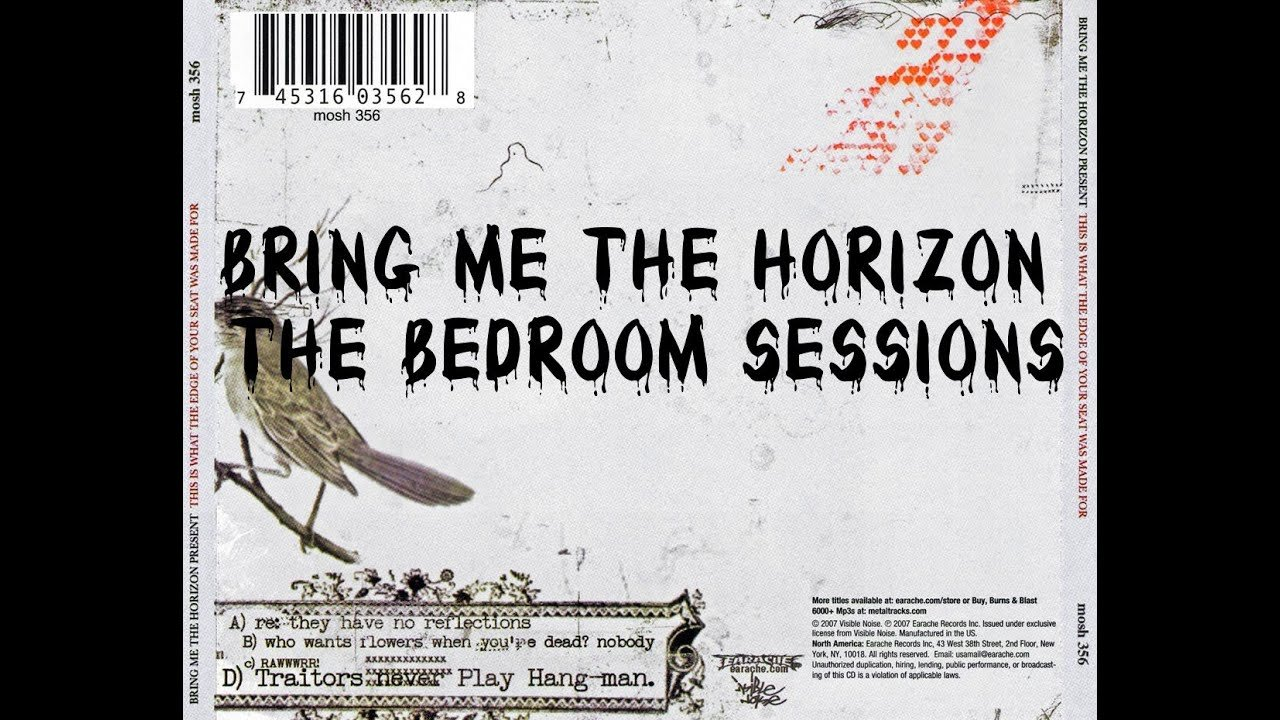 Best Bring Me The Horizon The Bedroom Sessions Full Songs With Pictures