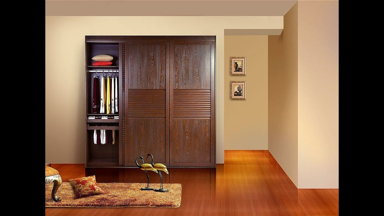 Best Wooden Cupboard Designs For Bedrooms 2019 Youtube With Pictures