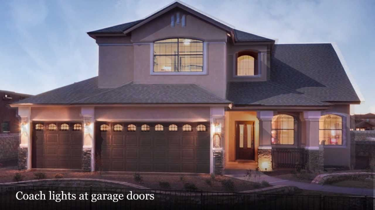 Best 3 Bedroom Home El Paso Tx Cancun Model By Carefree With Pictures