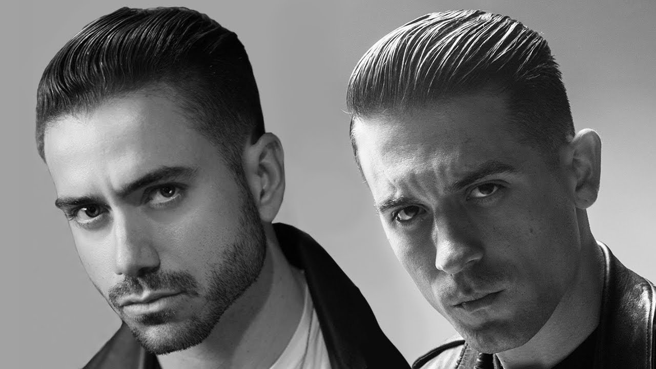 Free G Eazy Haircut Hairstyle Men S Hairstyle Tutorial Wallpaper