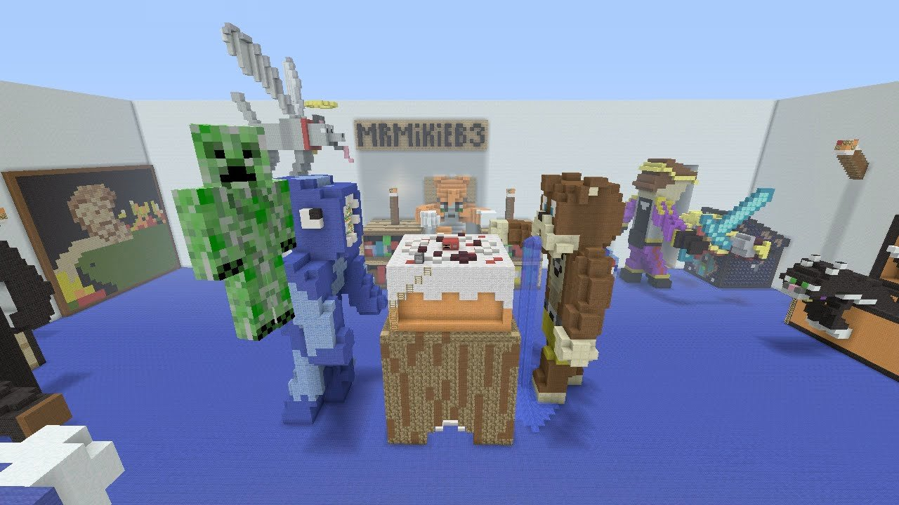 Best Minecraft Xbox Stampy S Bedroom Hunger Games Youtube With Pictures