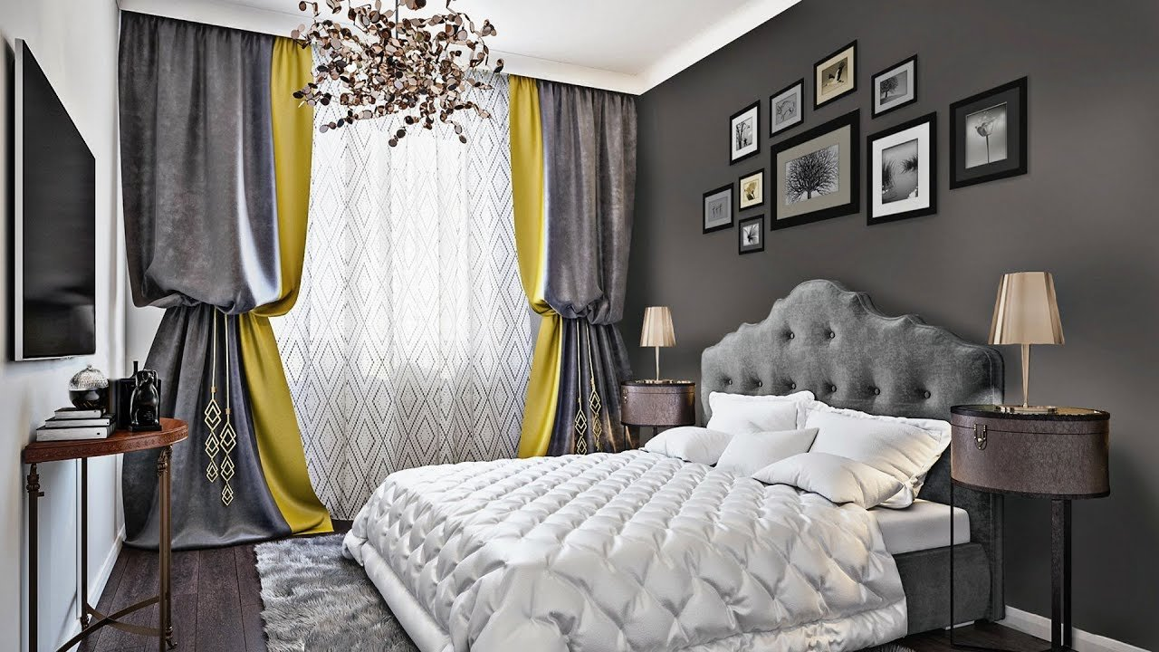 Best Bedroom Curtains Designs Of 2018 Beautiful Curtain With Pictures