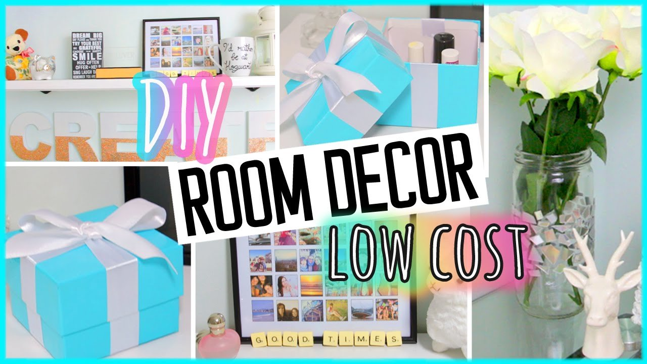 Best Diy Room Decor Recycling Projects Low Cost Cheap With Pictures