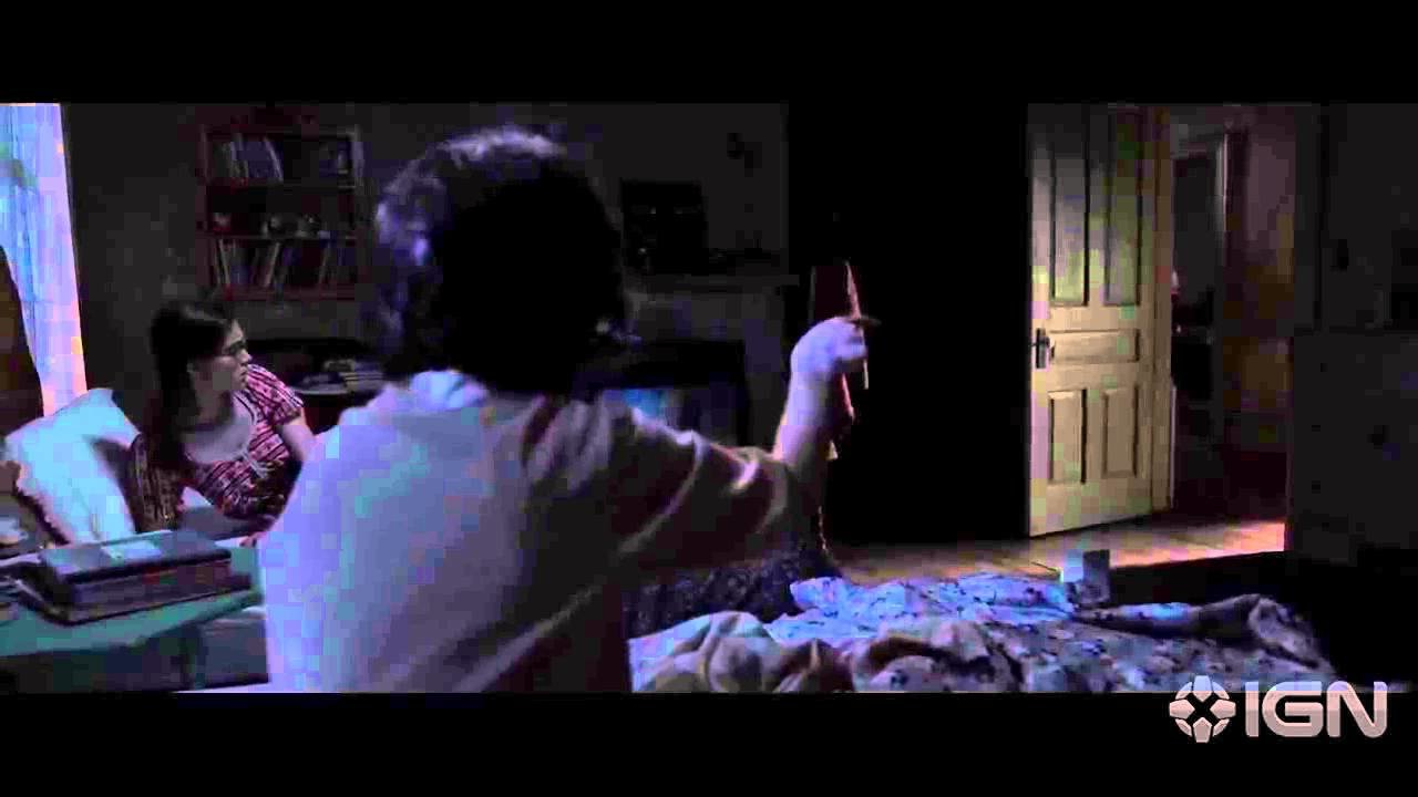 Best The Conjuring I M Trying To Sleep Clip Youtube With Pictures