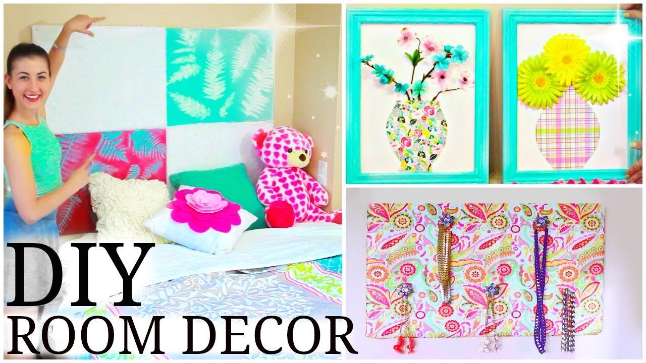 Best Diy Tumblr Room Decor For Teens Tumblr Style Youtube With Pictures
