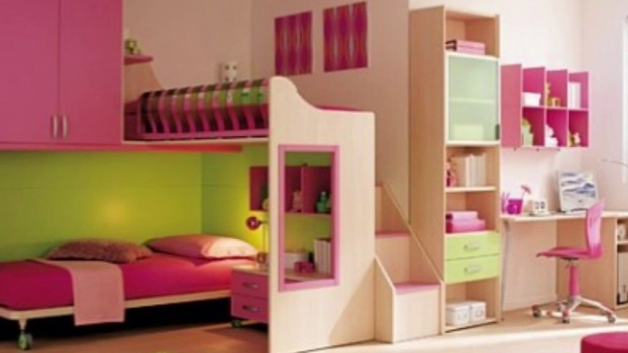 Best Really Cool Bedroom Designs For Boys And Girls Youtube With Pictures