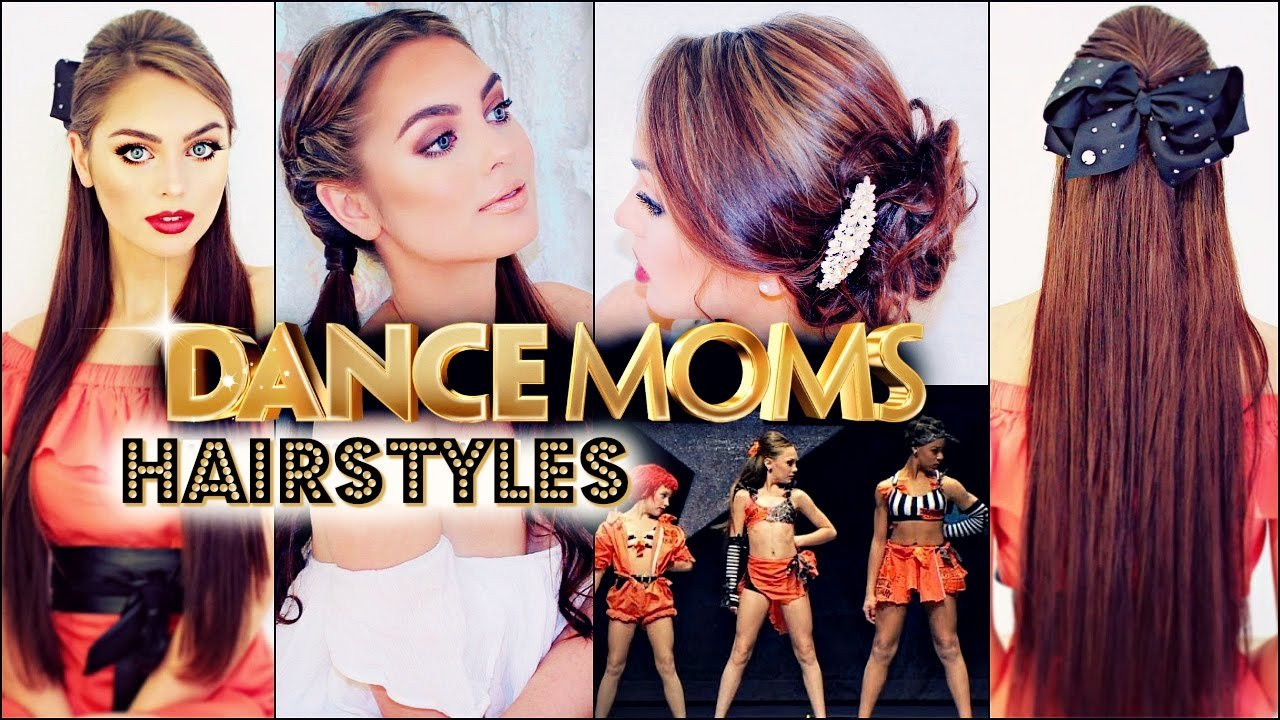 Free 5 Easy Fast Dance Moms Competition Hairstyles Youtube Wallpaper