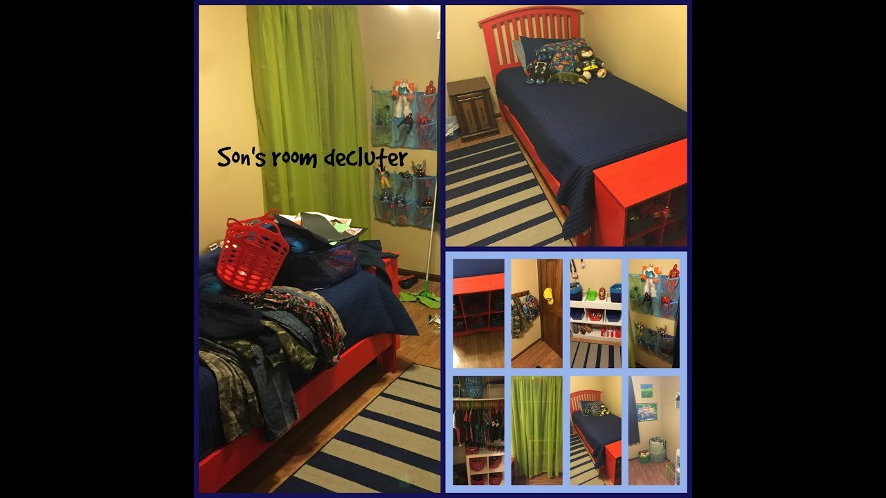 Best Organizing A Small Kids Room Youtube With Pictures