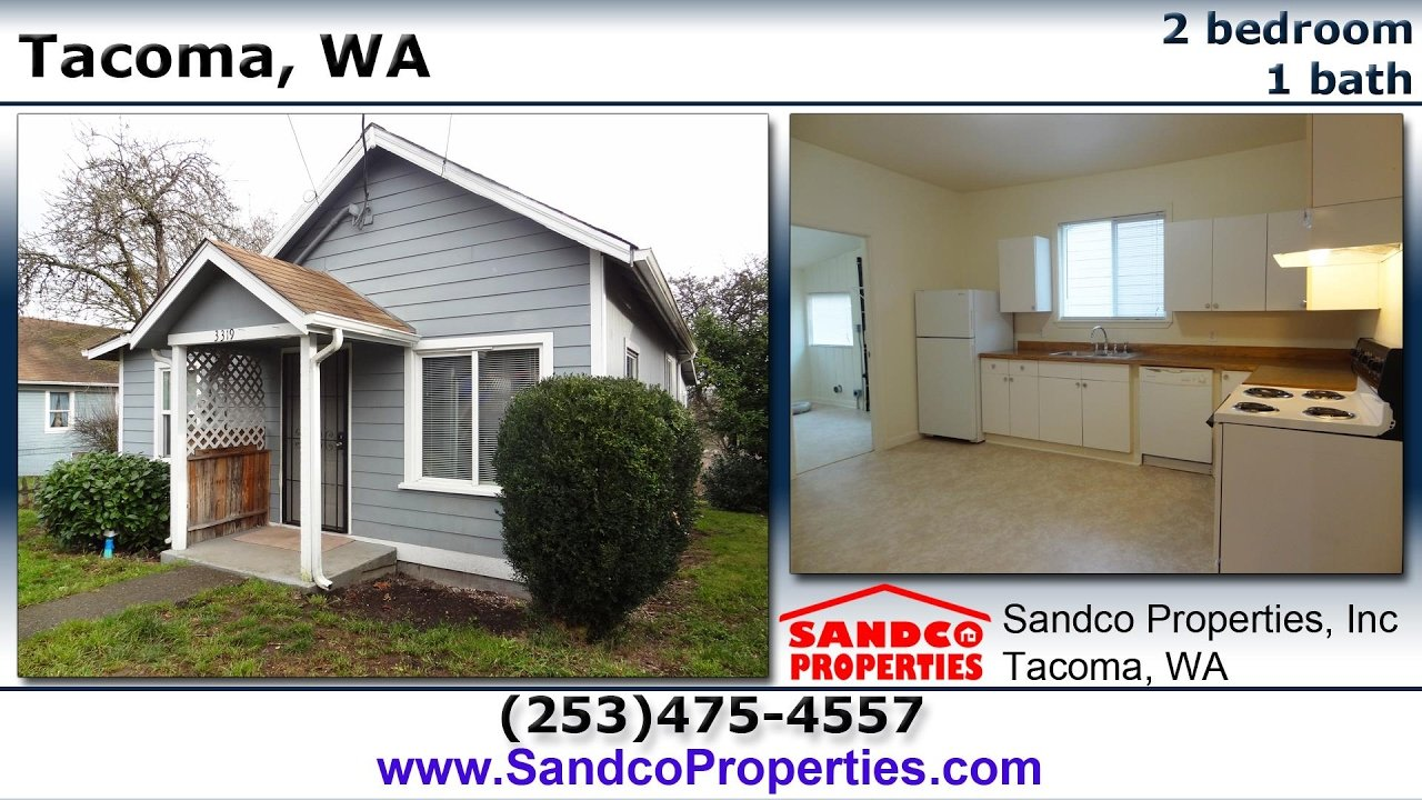 Best 2 Bedroom House For Rent In Tacoma Wa Sandco With Pictures