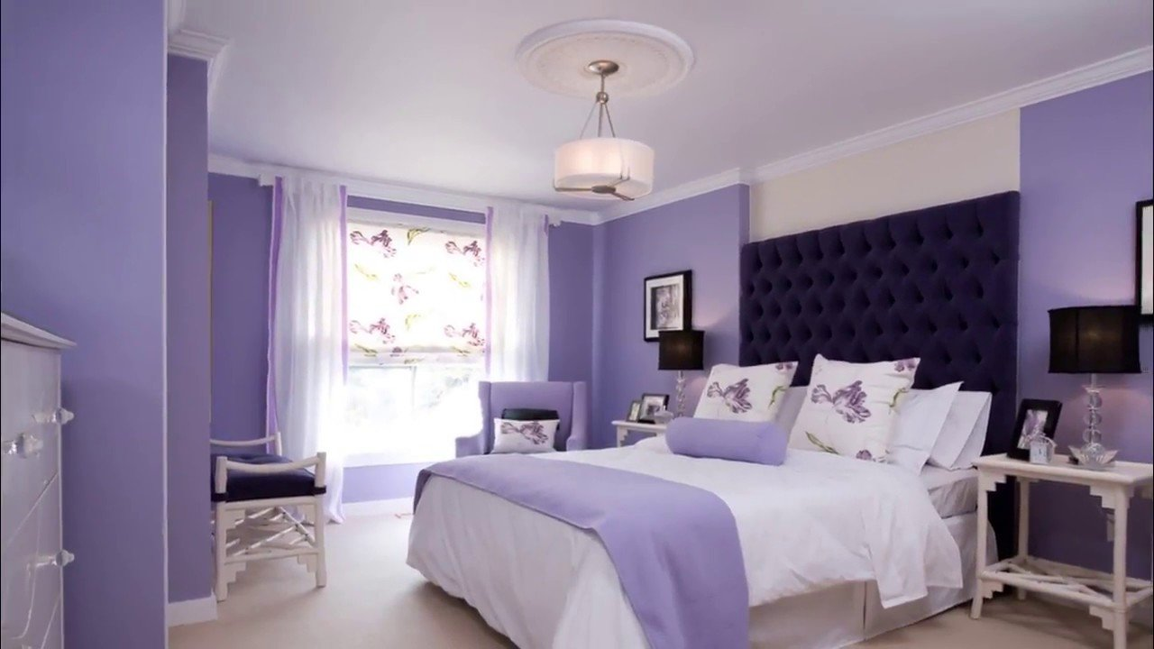 Best Wall Colour Combination For Small Bedroom Indian Youtube With Pictures