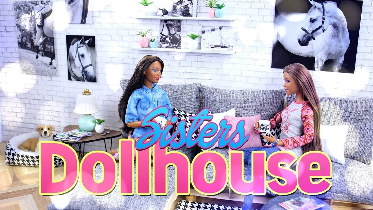 Best Diy How To Make Dollhouse Living Room Custom With Pictures