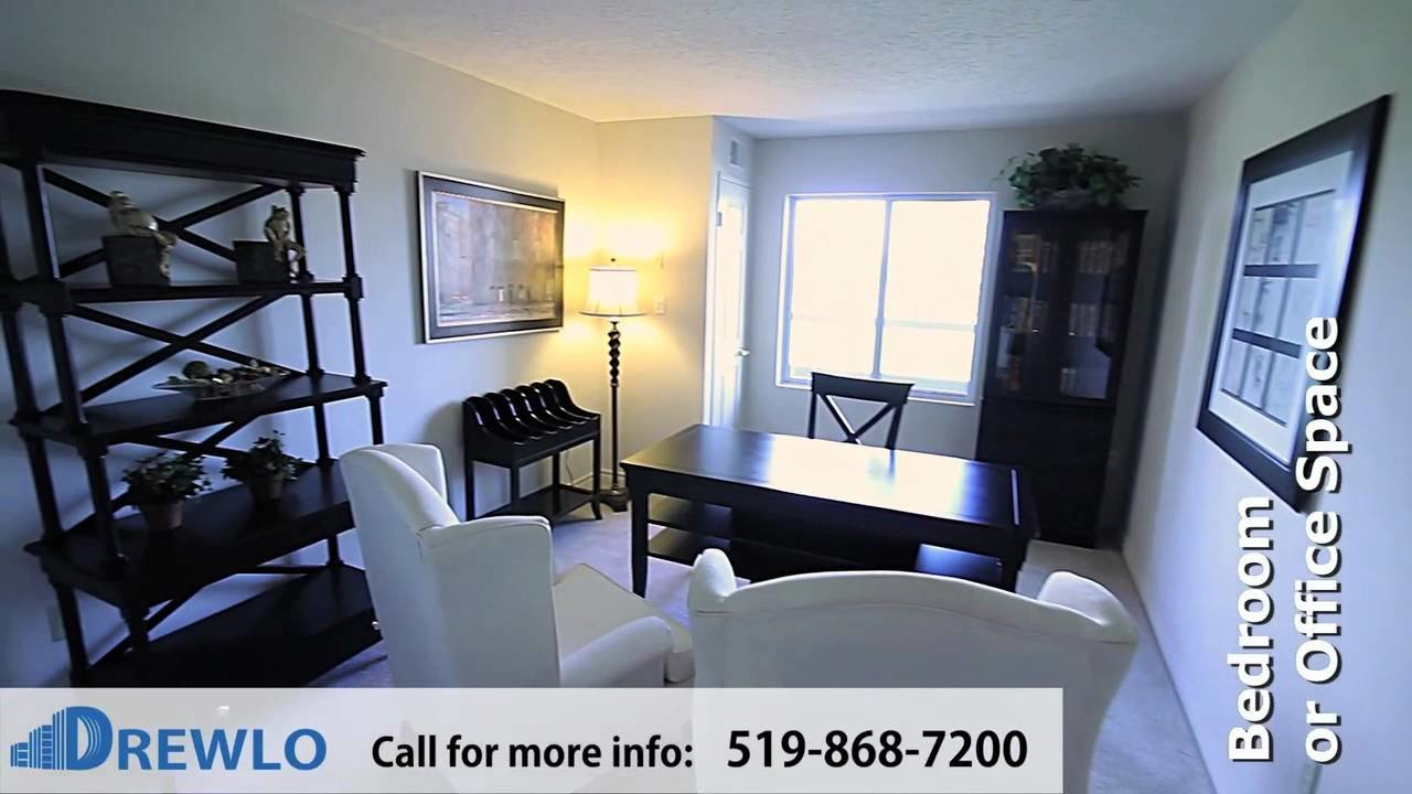 Best Capulet Towers Essex Model 2 Bedroom Apartment For Rent In London Ontario Youtube With Pictures